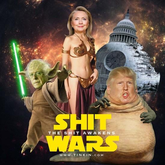 Shit-Wars