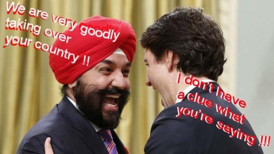 1 Justin Trudeau
