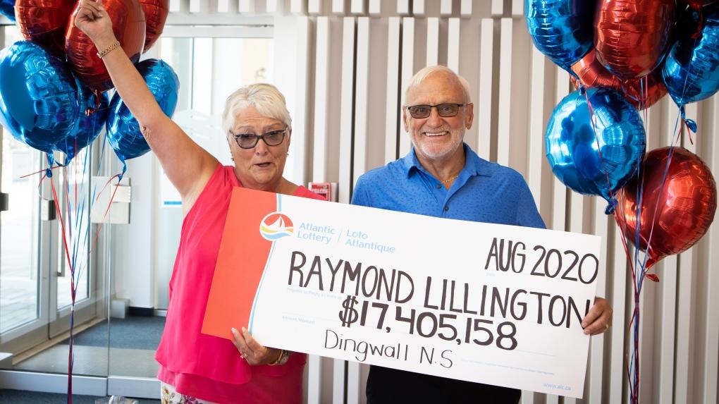 Raymond and Gaye Lillington